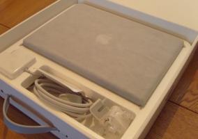Unboxing de un Mac