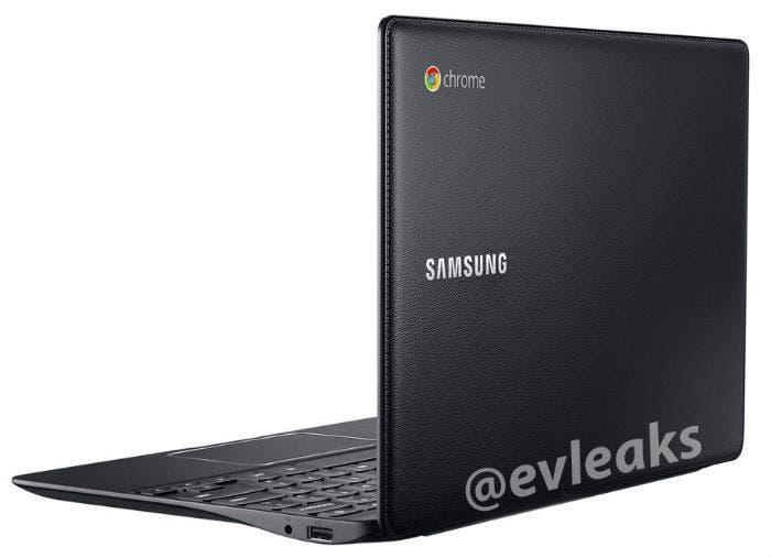Parte trasera Samsung Chromebook 2
