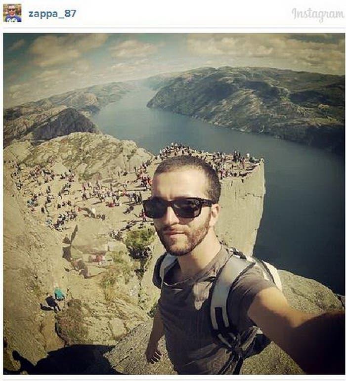 Selfie-Fotografía
