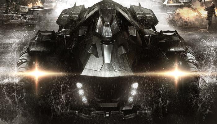 Imagen promocional de Batman: Arkham Knight