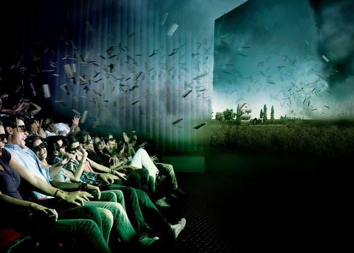 Sala de cine 4DX