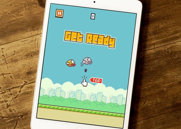 Vuelve Flappy Bird iPad