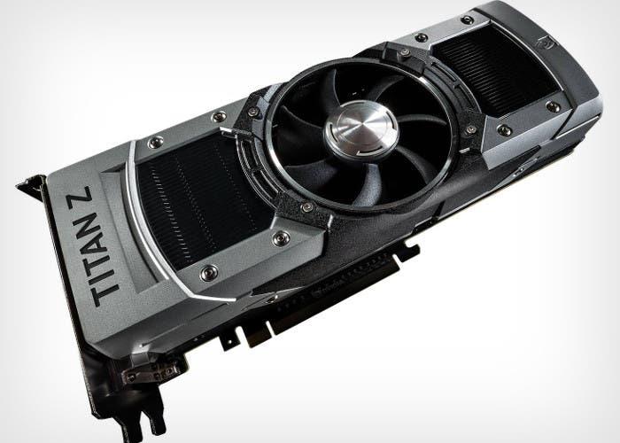 Tarjeta gráfica NVIDIA GeForce GTX Titan Z