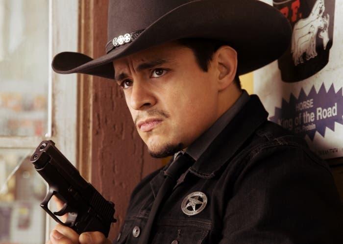 Jesse Garcia es Freddie Gonzalez