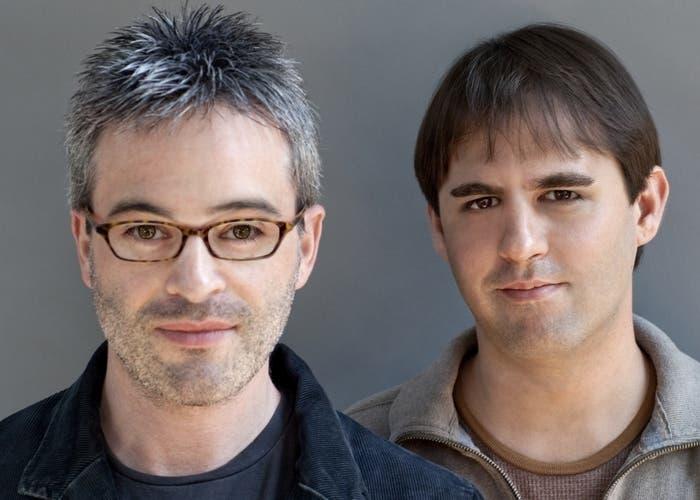 Alex Kurtzman y Roberto Orci