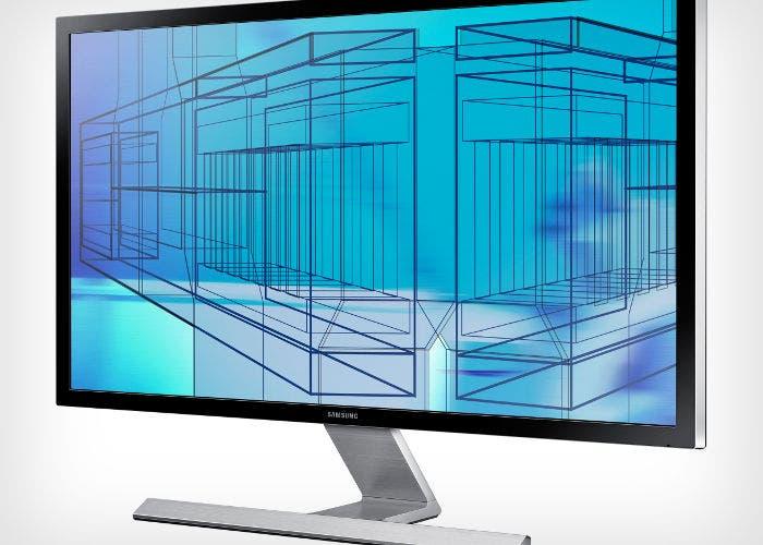 Monitor 4K Samsung U28D590D
