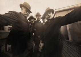 Selfie de 1920