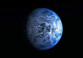 Exoplanetas con agua