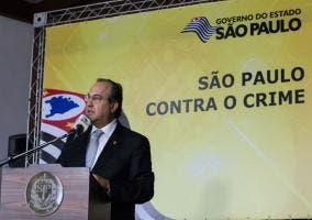Evento Sao Paulo contra o crime