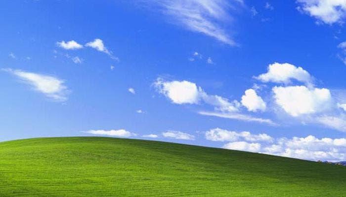 Bliss de Windows XP