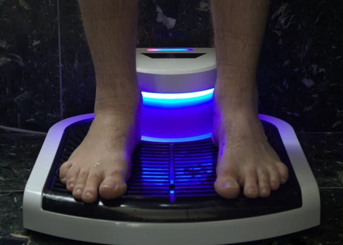 Prototipo de Body Dryer