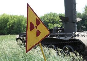 Paisaje de Chernobyl