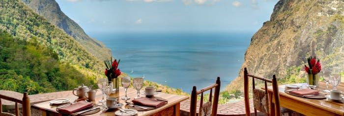 Vistas al Mar Caribe