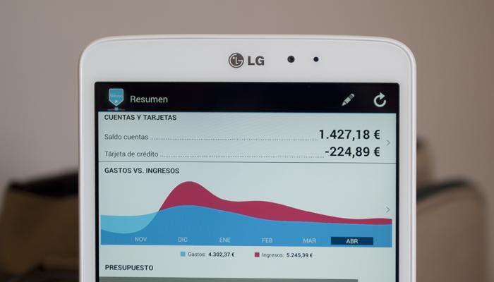Aplicación Android de Fintonic