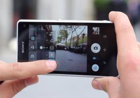 Fotografía con un smartphone