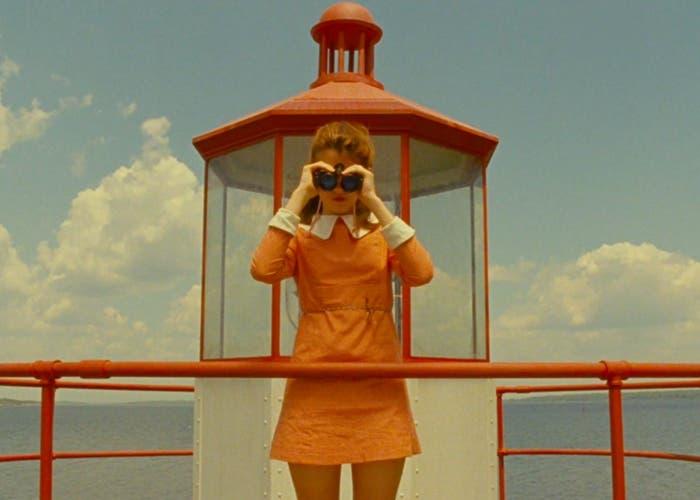 Simetría Perfecta Películas Wes Anderson