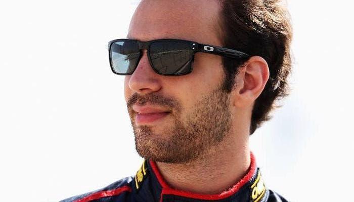El piloto de Fórmula 1