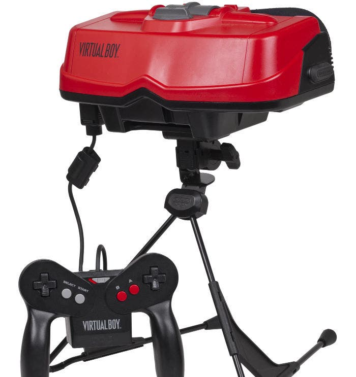 Videoconsola Nintendo Virtual Boy