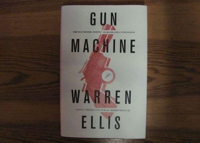 Gun Machine de Warren Ellis