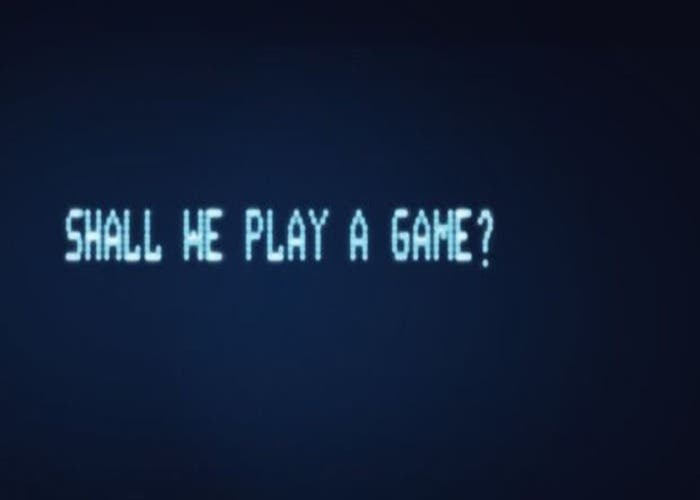 referencia a War Games
