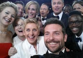 Selfie de los Oscars 2014