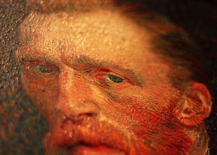 Detalle de un cuadro de Van Gogh