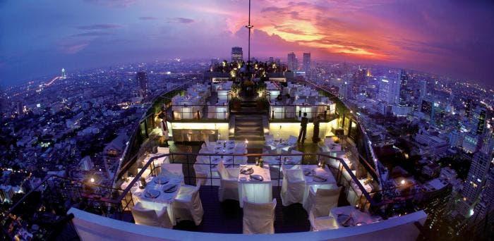 Vistas a Bangkok