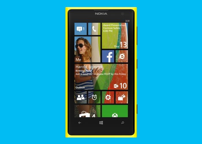 Windows Phone 8.1 nuevo escritorio