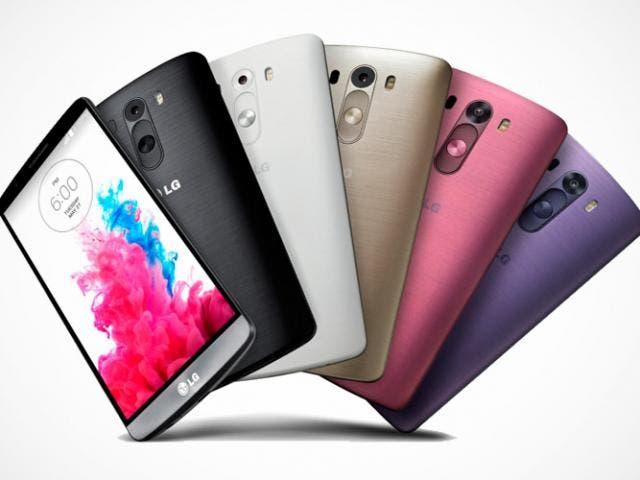 Descubre las especificaciones oficiales del LG G3