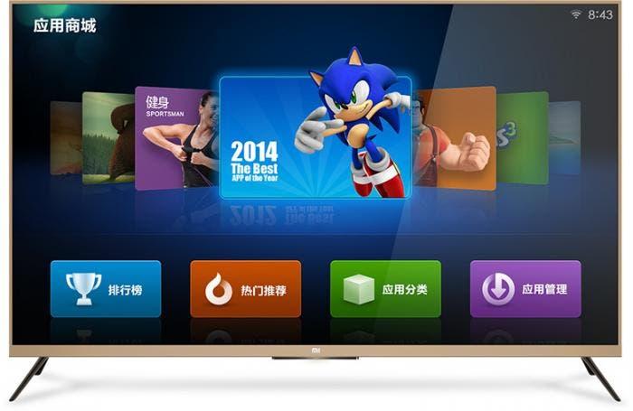 Mi TV2 app