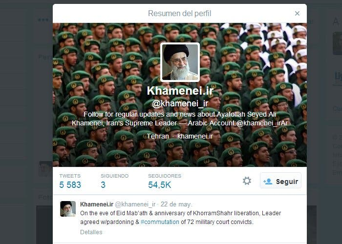 Twitter_Jamenei