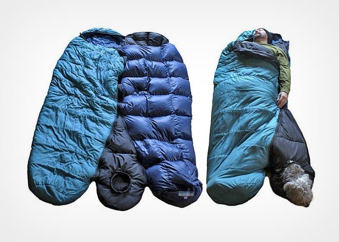 BarkerBag, el saco de dormir para perros