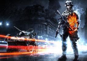 Imagen promocional de Battlefield 3
