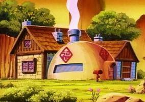 Casa de Son Goku