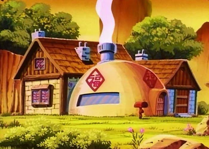 Resultado de imagen para casa de goku