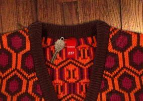 Jersey basado en la alfombra de El Resplanndor