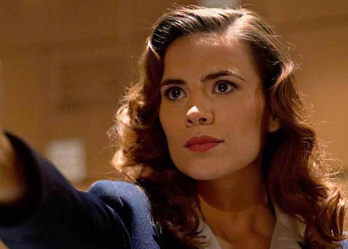 La agente Carter