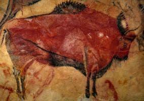 Pintura rupestre de Altamira