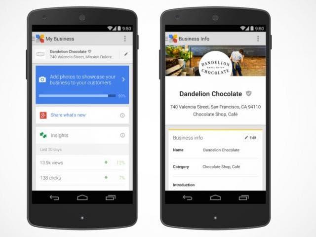 Google My Business, una nueva herramienta gratuita para los negocios