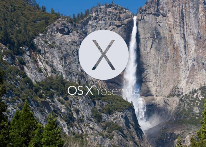 OSX 10.10 Yosemite