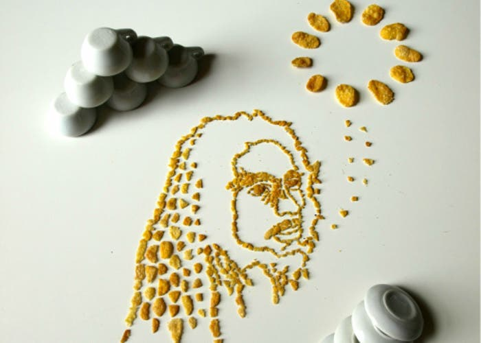 Bob Marley en cornflakes