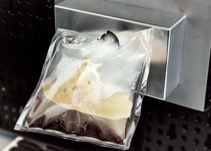 ISSpresso, la cafetera espacial