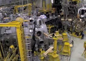 Reactor de fusión Wendelstein 7-X