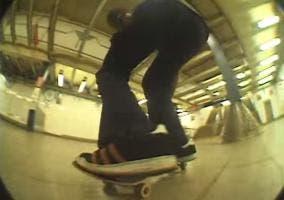 Skate en el metro de Nueva York