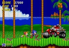 Sonic the Hedgehog para Mega Drive