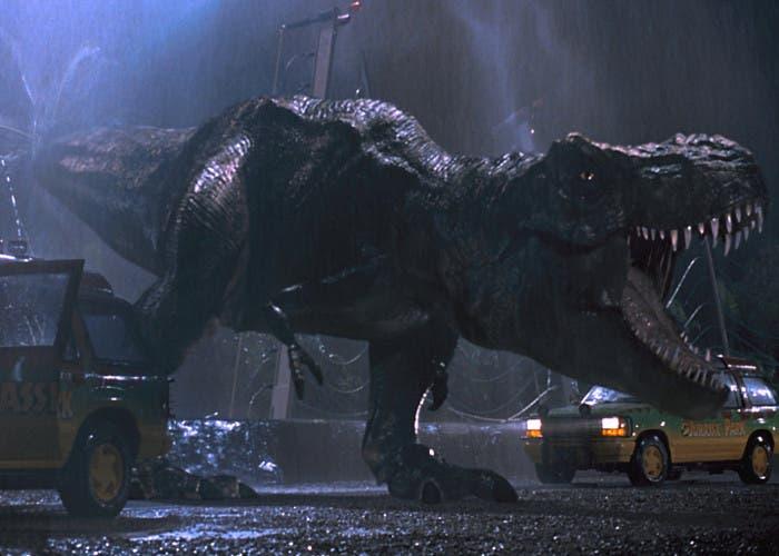 Tiranosaurio Rex de Parque Jurásico