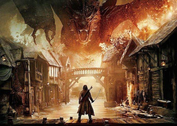 El Hobbit, la Batalla de los Cinco Ejércitos