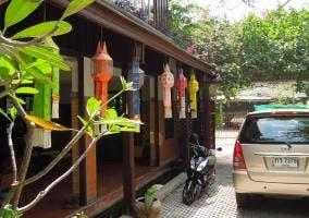 Casa de Chiang Mai en Tailandia