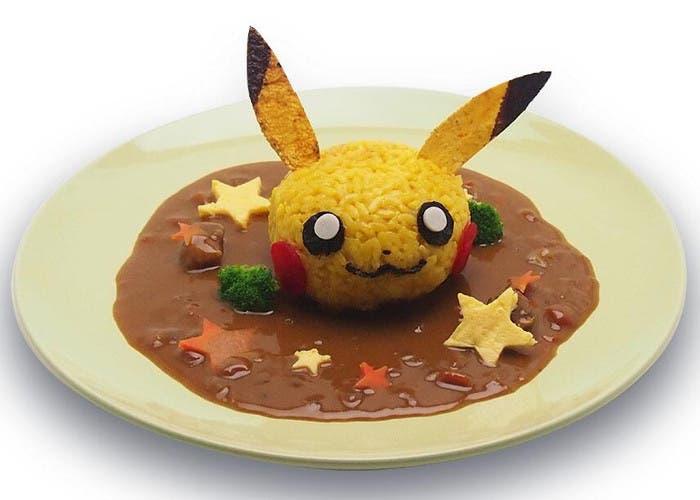 Curry de Pikachu