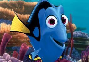 Dory de Buscando a Nemo